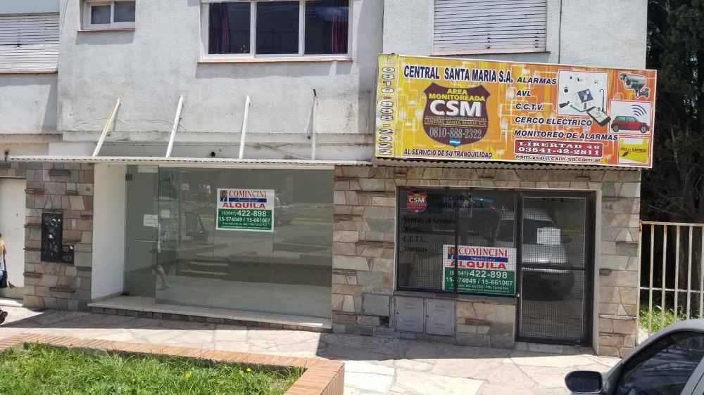 Local Av Libertad N° 46 Villa Carlos Paz